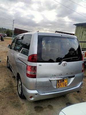 Toyota Noah 2007 Silver | Cars for sale in Nairobi, Ruai