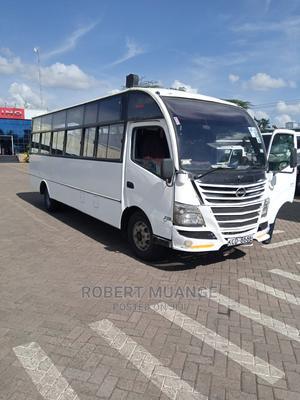HINO 300 2014 White   Buses & Microbuses for sale in Nairobi, Karen