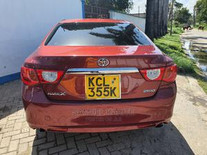Toyota Mark X 2011 Red | Cars for sale in Mombasa, Tudor