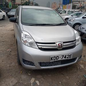 Toyota ISIS 2016 Silver   Cars for sale in Nairobi, Kilimani