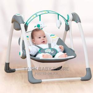 Mastela Deluxe Electric Portable Baby Swing Toddler Swing | Children's Gear & Safety for sale in Nairobi, Westlands