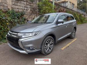 Mitsubishi Outlander 2015 Silver | Cars for sale in Nairobi, Lavington