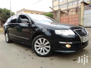 Volkswagen Passat 2010 Black