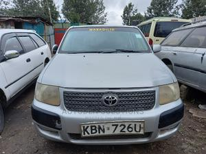 Toyota Succeed 2004 Silver   Cars for sale in Kajiado, Ongata Rongai