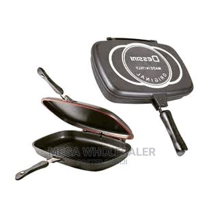 Quality 40cm Dessini Double Sided Grill Pan | Kitchen & Dining for sale in Nairobi, Nairobi Central