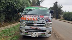 Toyota Hiace Luxury Shuttle on Sale.Trade in Ok   Buses & Microbuses for sale in Nairobi, Karen