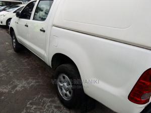 Toyota Hilux 2011 White | Cars for sale in Mombasa, Mombasa CBD