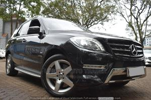 Mercedes-Benz M Class 2012 Black   Cars for sale in Nairobi, Nairobi Central