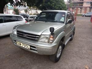 Toyota Land Cruiser Prado 2002 Silver | Cars for sale in Nairobi, Parklands/Highridge