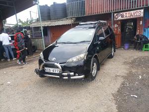 Toyota Wish 2008 Black | Cars for sale in Nairobi, Nairobi Central