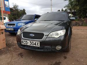 Subaru Outback 2008 Gray   Cars for sale in Nairobi, Nairobi Central