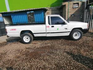 Mitsubishi L200 2002 White | Cars for sale in Kitui, Township