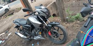 TVS Apache 180 RTR 2014 Gray   Motorcycles & Scooters for sale in Nairobi, Eastleigh