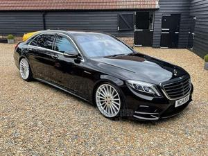 Mercedes-Benz S Class 2014 S 500 (W222) Black | Cars for sale in Nairobi, Nairobi Central
