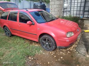 Volkswagen Golf 2007 Red | Cars for sale in Mombasa, Mombasa CBD