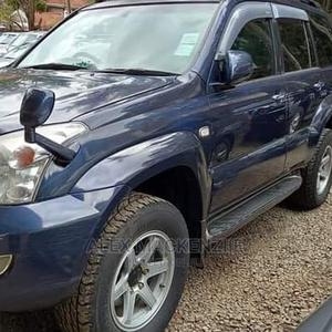 Toyota Land Cruiser Prado 2009 Blue | Cars for sale in Nairobi, Nairobi Central