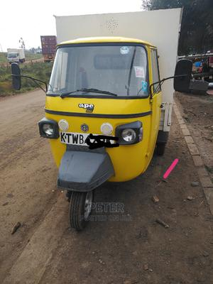 Piaggio 2017 Yellow | Motorcycles & Scooters for sale in Nairobi, Westlands