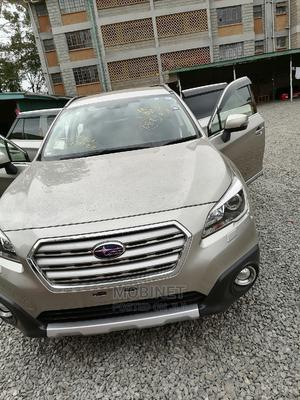 Subaru Outback 2014 Gold | Cars for sale in Nairobi, Nairobi Central