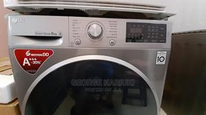 LG Washing and Drying Machine (Almost Brand New)   Home Appliances for sale in Nairobi, Embakasi