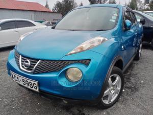Nissan Juke 2011 S Blue | Cars for sale in Nairobi, Ridgeways