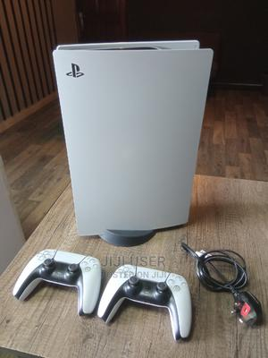 Playstation 5 +2 Controllers   Video Game Consoles for sale in Nairobi, Nairobi Central