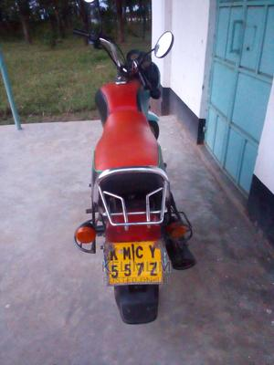TVS Apache 180 RTR 2014 Red | Motorcycles & Scooters for sale in Homa Bay, North Karachuonyo