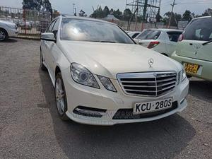 Mercedes-Benz E250 2012 White   Cars for sale in Nairobi, Westlands