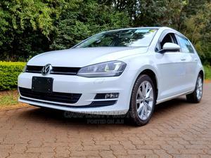 Volkswagen Golf 2014 White | Cars for sale in Nairobi, Ridgeways