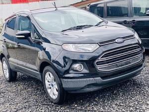 Ford EcoSport 2014 Black   Cars for sale in Nairobi, Kilimani