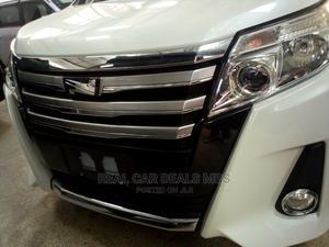 Toyota Noah 2015 White | Cars for sale in Mombasa, Tudor