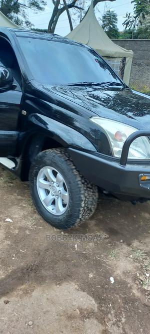 Toyota Land Cruiser Prado 2007 3.0 D-4d 5dr Black   Cars for sale in Nairobi, Nairobi Central