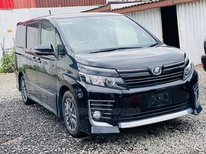 Toyota Voxy 2014 Black   Cars for sale in Nairobi, Kilimani