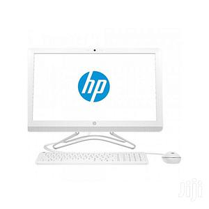 """HP 200 G3-21.5""""Core I3-4gb RAM-1TB HDD All In One Pc-white 
