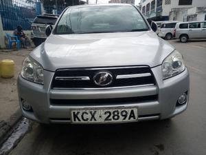 Toyota RAV4 2012 Silver   Cars for sale in Mombasa, Ganjoni