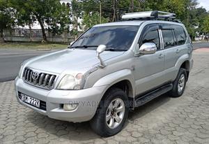 Toyota Land Cruiser Prado 2004 Silver | Cars for sale in Mombasa, Tudor