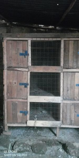 6 Cages Chicken House | Pet's Accessories for sale in Nairobi, Embakasi