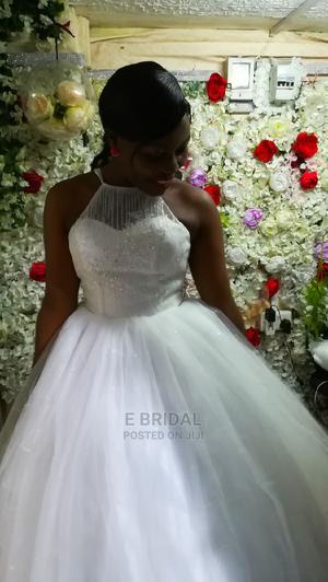 Sleevless Wedding Gown/Bridal Dress in Nairobi   Wedding Wear & Accessories for sale in Nairobi, Nairobi Central