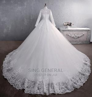 Balloon Wedding Gown Round Collar | Wedding Wear & Accessories for sale in Nairobi, Nairobi Central