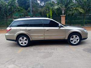 Subaru Outback 2007 Gold | Cars for sale in Nairobi, Parklands/Highridge