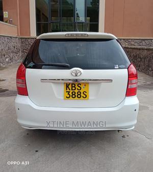 Toyota Wish 2005 White   Cars for sale in Nairobi, Nairobi Central