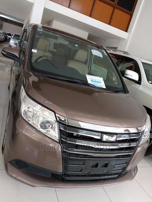 Toyota Noah 2014 Brown   Cars for sale in Mombasa, Mombasa CBD