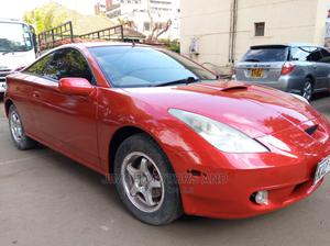 Toyota Celica 2001 Red   Cars for sale in Nairobi, Parklands/Highridge