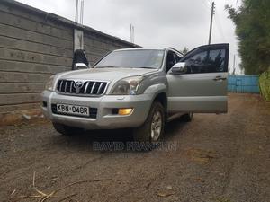 Toyota Land Cruiser Prado 2003 Silver | Cars for sale in Kiambu, Ruaka