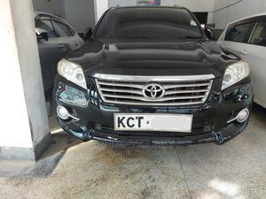 Toyota Vanguard 2011 Black | Cars for sale in Mombasa, Mombasa CBD
