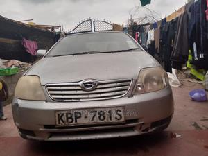 Toyota Corolla 2003 Silver | Cars for sale in Kiambu, Ruiru