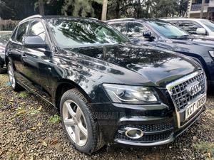 Audi Q5 2011 2.0T Premium Quattro Black   Cars for sale in Nairobi, Kilimani