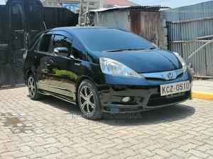 Honda Fit Shuttle 2013 1.3 Hybrid 2WD Black | Cars for sale in Nairobi, Nairobi Central