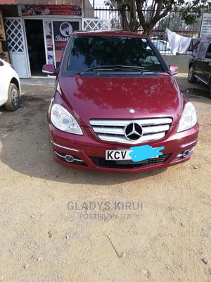 Mercedes-Benz B-Class 2011 Red | Cars for sale in Nairobi, Nairobi Central