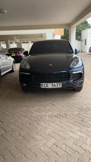 Porsche Cayenne 2016 Base AWD Black | Cars for sale in Nairobi, Nairobi Central