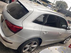 Audi Q5 2011 2.0T Premium Quattro Silver   Cars for sale in Nairobi, Embakasi